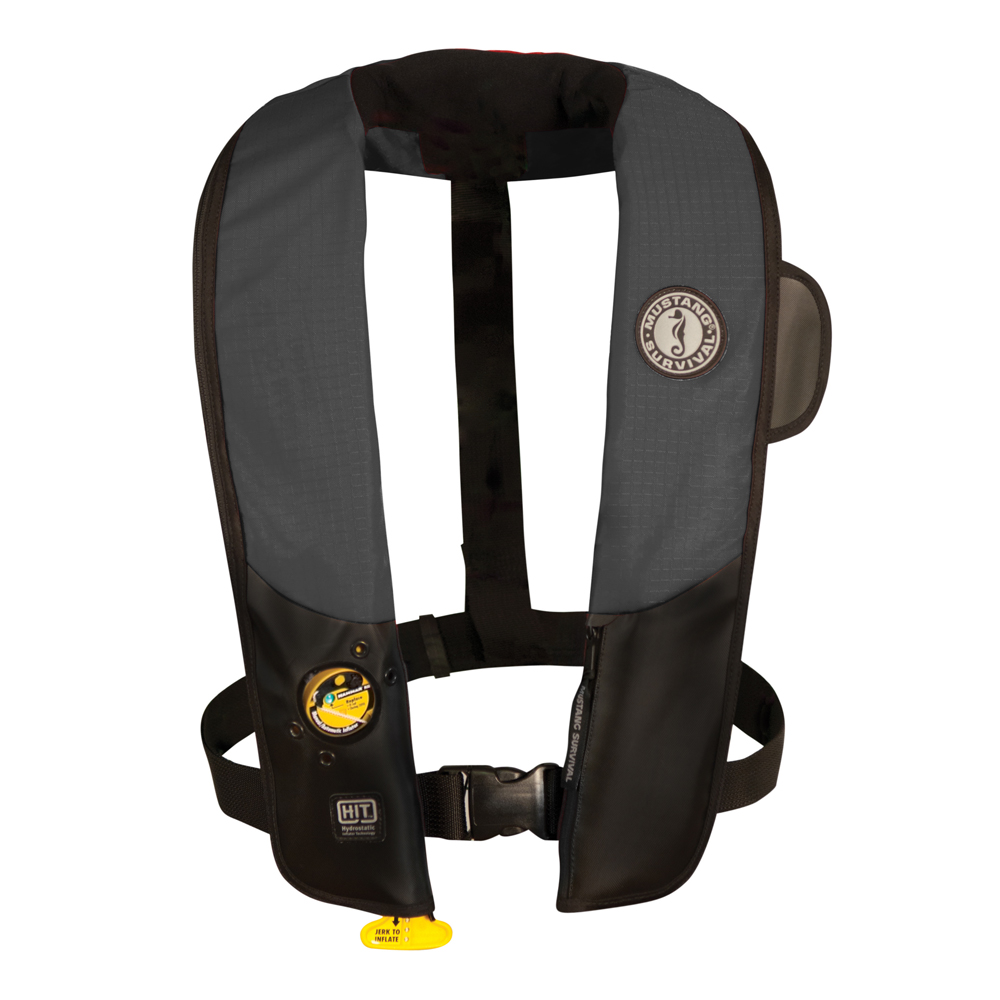Mustang-Automatic-Hydrostatic-Inflatable-Auto-Inflate-Black-PFD-MD3183-U-BK-CR