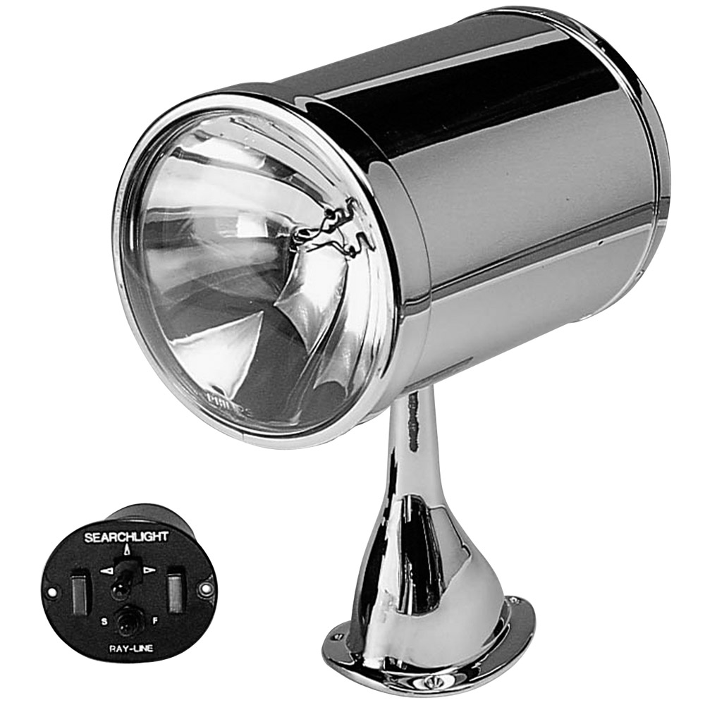 """Jabsco 8"""" Remote Control Searchlight - 24v-Electrical 