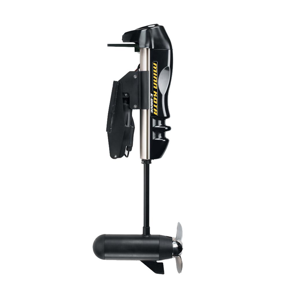 Minn kota e drive electric outboard 2hp 48v 20 shaft 1371010 ebay for Minn kota electric outboard motors