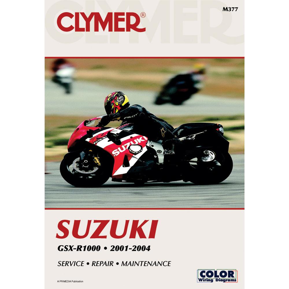 BSSN Clymer Suzuki GSX-R1000 (2001-2004) at Sears.com